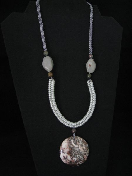 Fossil Jasper in Grays